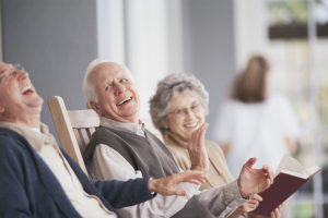Seniors and High Quality of Living