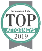 Arkansas LIfe Top Attorneys 2019