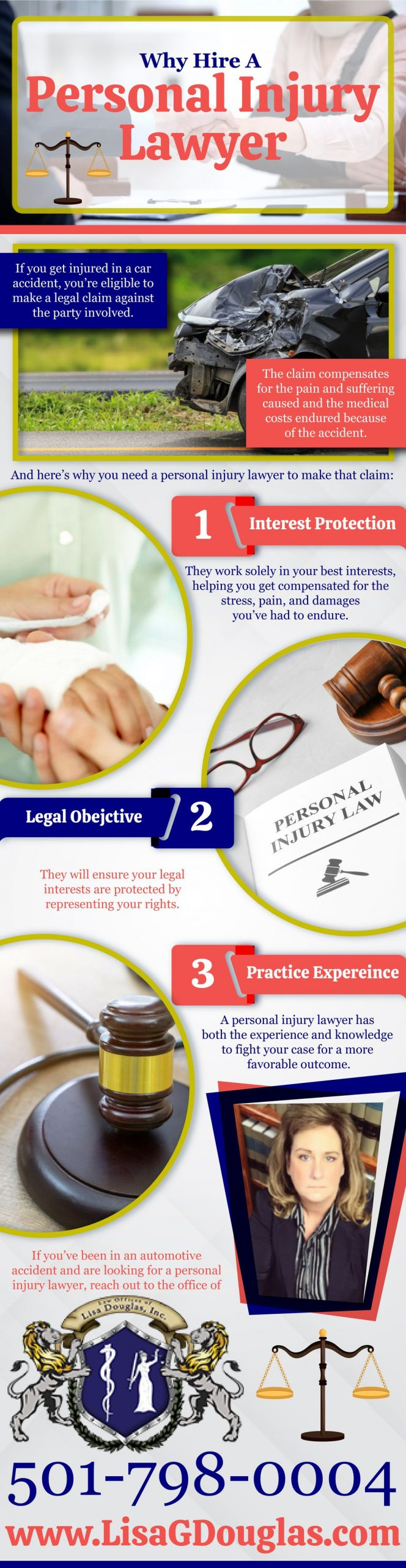Why Hire A Personal Injury Lawyer