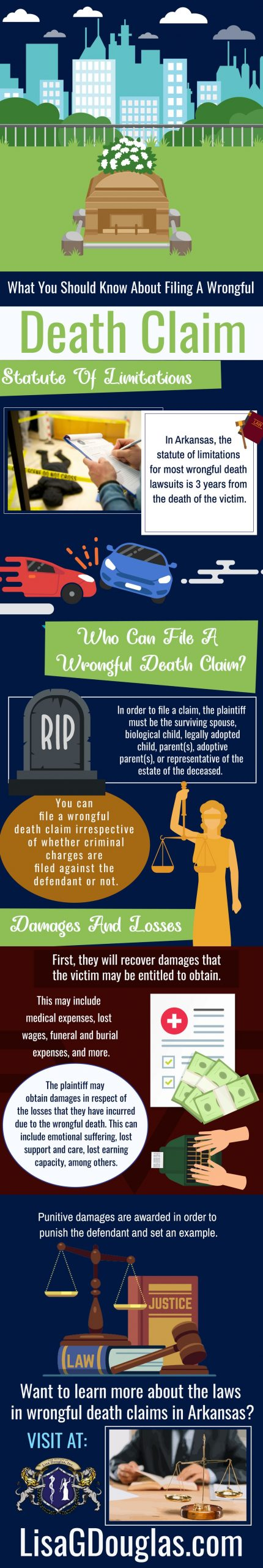 What You Should Know About Filing A Wrongful Death Claim