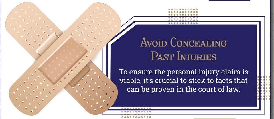 Mistakes That Can Affect Your Personal Injury Claims