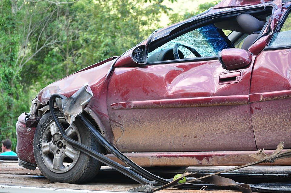What You Need to Do If You've Just Had a Car Accident