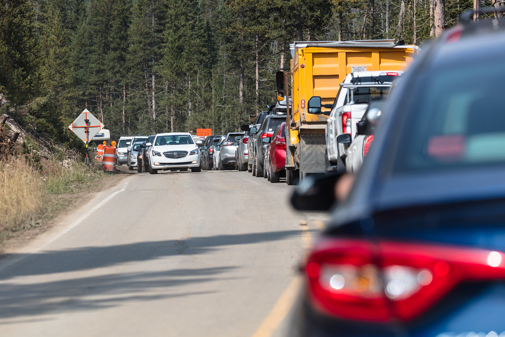 Construction Zone Car Accidents — Who Is Responsible?
