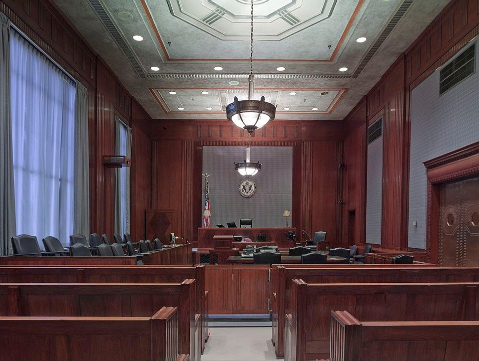 A Social Security Courtroom